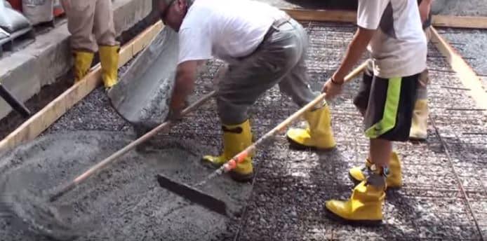 Concrete Services - Concrete Foundations Dallas