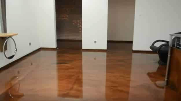 Concrete Services - Epoxy Flooring Eagle Ford
